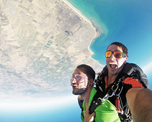 Skydiving 15,000ft Coastal Skydive Aldinga Beach - Adelaide