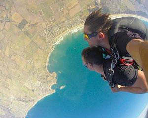 Skydiving 15,000ft Coastal Skydive Middleton Beach - Goolwa Adelaide