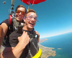 Skydiving 9,000ft Coastal Skydive Middleton Beach - Goolwa Adelaide