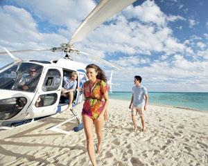 Castaway Beach Escape Helicopter Flight Plus Beach Picnic - Port Douglas