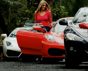 Sydney to Central Coast Luxury Supercar Tour (Weekend) DRIVER ONLY