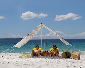 Hyams Beach Private Beach Hut