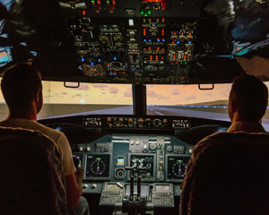 Jet Flight Simulator Canberra – 90 Minute Challenge Flight