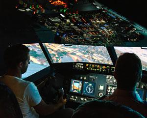 Jet Flight Simulator Canberra – 120 Minute Challenge Flight