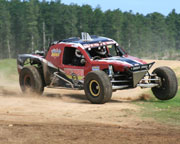 Off Road V8 Race Buggies, 8 Lap Drive AND 1 Hot Laps - Willowbank