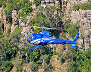 Helicopter Waterfall and Canyon Safari - 45 minutes - Wollongong