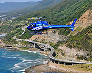 Helicopter Seacliff Bridge Scenic Flight - 45 minutes - Wollongong