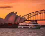 Sydney Harbour Sunset Dinner and Drinks Cruise