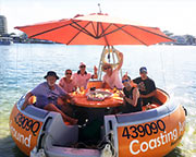 Round Boat Hire, 2 hour - Gold Coast