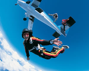 Skydiving Sydney - Learn To Skydive, AFF Course Stage 1