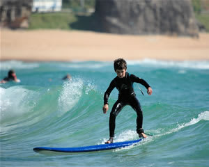 Surfing Lesson: Learn to Surf at Manly Beach - Sydney