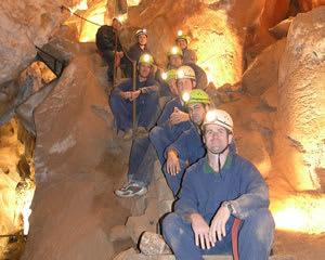 Jenolan Caves, Plughole Cave Adventure - Sydney