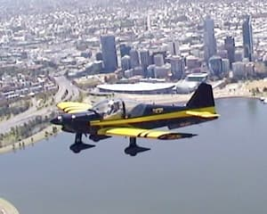 Aerobatic Flight - Perth