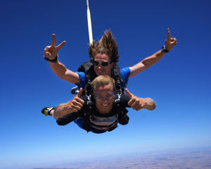 Skydiving Perth York - Weekend Tandem Skydive Up To 14,000ft