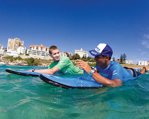 Surfing, Learn to Surf at Bondi Beach - 1hr Private Lesson