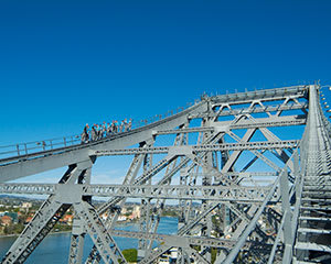 Story Bridge Adventure Climb, Daytime Climb - Brisbane