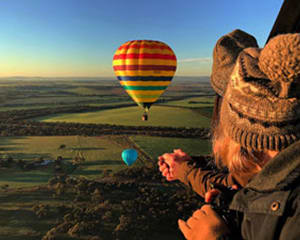 Hot Air Ballooning - Perth, Midweek