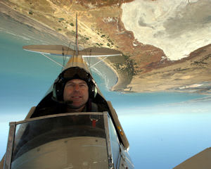 Tiger Moth Aerobatics Flight, 25-minute - Point Cook, Melbourne