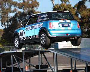 Stunt Driving School, Sandown Raceway, Melbourne