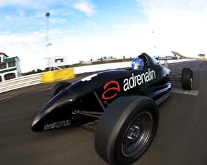F1-Style Race Team Experience - Wakefield Park