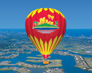 1 Hour Hot Air Balloon Flight With Breakfast - Gold Coast
