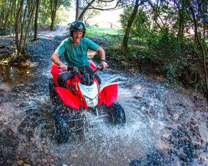 Quad Biking Adventure, 1.5 Hours - Glenworth Valley, Sydney