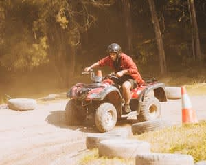 Quad Biking Adventure, 1.5 Hours - Glenworth Valley, Central Coast