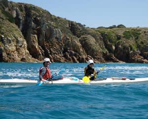 Sea Kayaking, 1-day Phillip Island - Melbourne