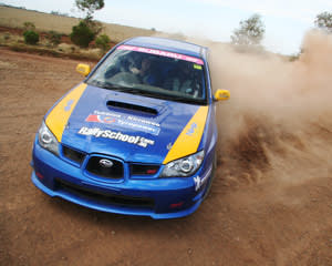Rally Driving Perth - 17 Lap Combo (Drive 2 Cars!)