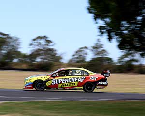 V8 Supercar 7 Lap Driving Experience - Gold Coast