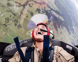 Aerobatic Flight in a Stunt Plane, 30 Minutes - Sydney