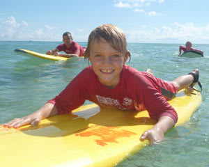 Surfing for 2, Group Surfing Lesson for 2 at Coolangatta Beach - Gold Coast