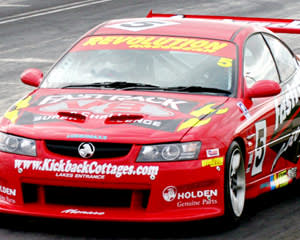 V8 Race Car Ride, 3 Front Seat Hot Laps - Eastern Creek, Sydney