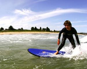 Surfing, 1hr Private Lesson - Central Coast