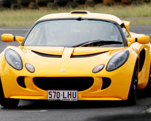 Lotus Exige Race Experience Half Day - Queensland Raceway