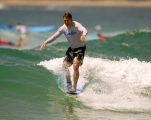 Surfing, 1 hr Private Lesson - Cronulla