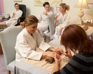 Wellbeing, Spa Manicure and Spa Pedicure 75 mins - Melbourne