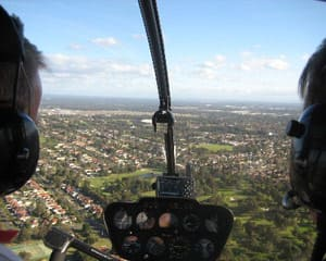 Learn to Fly Helicopter Pilot Training, 1 Hour - Sydney
