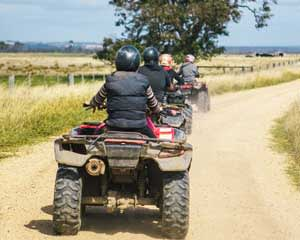Quad Bike Tour, Full Day - Gippsland, Melbourne Region