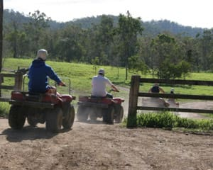 Quad Bike Tour, Full Day - Gippsland, Melbourne Region
