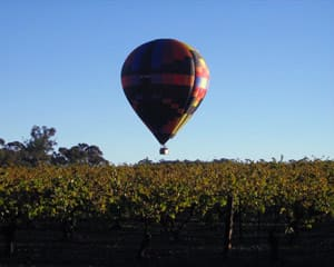 Hot Air Balloon - Barossa Valley, Adelaide