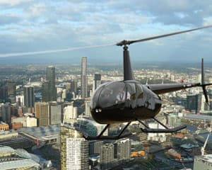 Private 20 Minute Helicopter Flight for 2, Melbourne