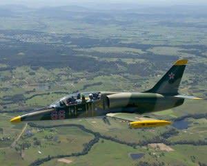 Jet Fighter Flight, L-39 Pilot Mission, 25-minute - Hunter Valley