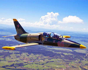 Jet Fighter Flight, L-39 Pilot Mission, 30-minute - Hunter Valley