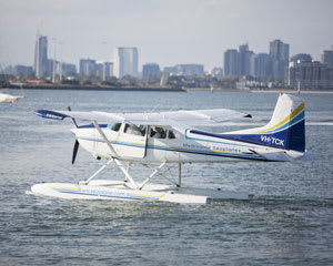 Melbourne City Skyline Seaplane Flight for 2, 15 Minutes