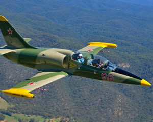 Jet Fighter Flight & Helicopter Lunch Package - Hunter Valley