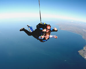 Tandem Skydive Over The Beach, Weekend Skydive Up To 15,000ft - St Kilda, Melbourne