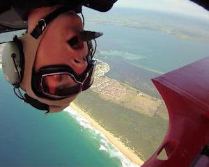 Aerobatic Stunt Flight In A Bi-plane, 45 Minute Stunt Flight - Wollongong, NSW