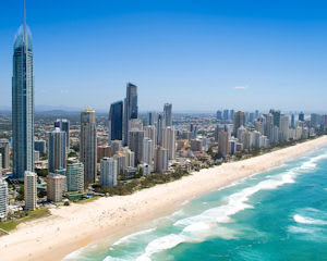 Helicopter, Scenic Flight for 3, 1 hour - Gold Coast Beaches and Hinterland