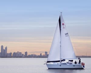 Yacht Cruise & 2 Course Dining - Melbourne